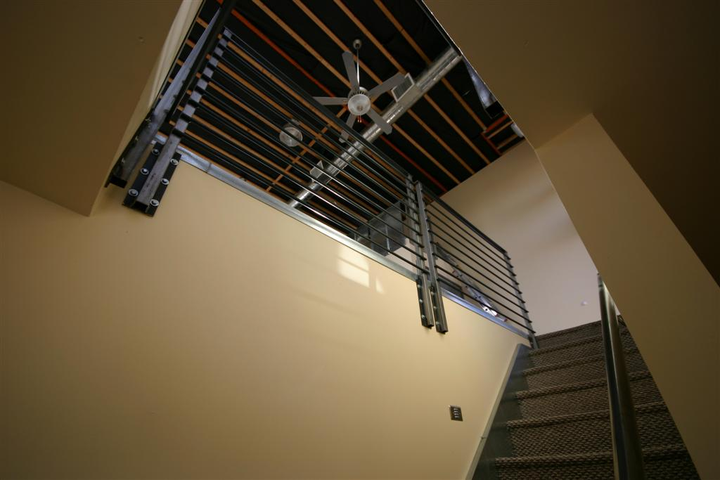 Stair to Unit