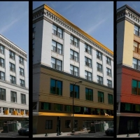 downtown stockton Color Studies