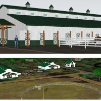 El Dorado Hills RanchExterior 3D