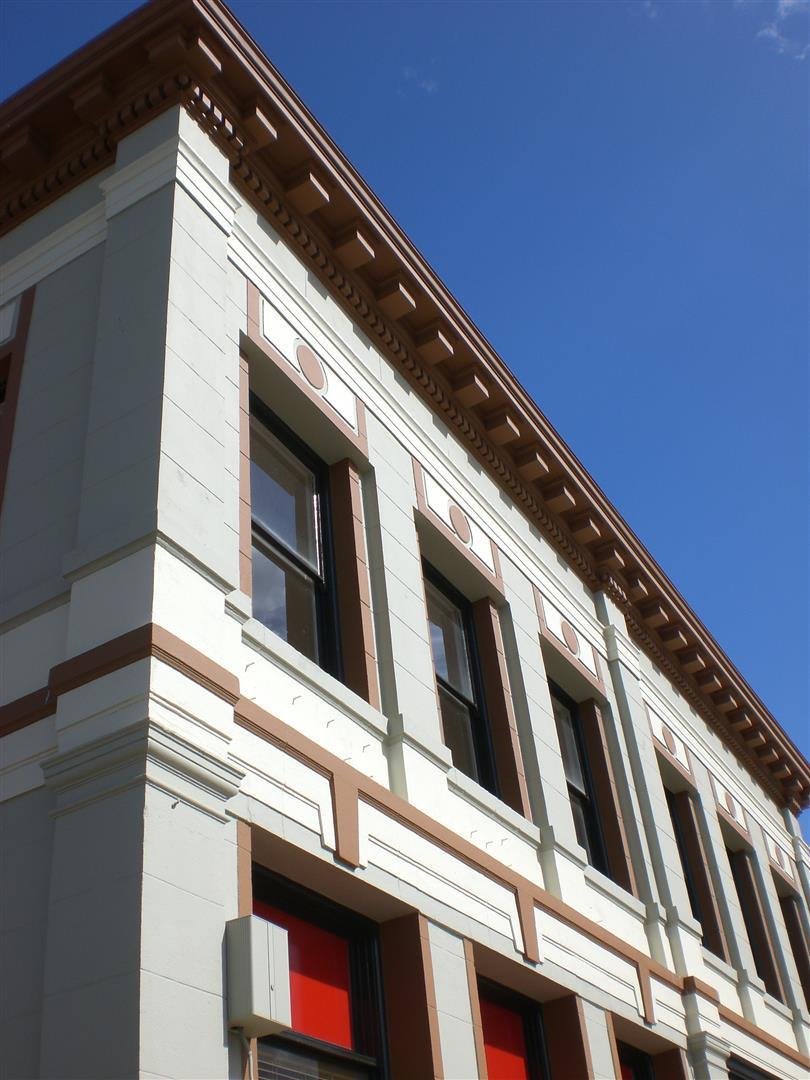 Peck Building Exterior