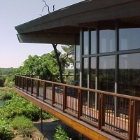 Roberts Residence Exterior Deck