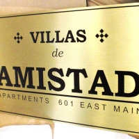 Applied Arts Signangeillas Amistad Signage