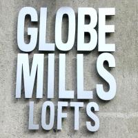 Globe Mills Signage