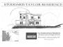 Sketchbook Stoddard Taylor Residence