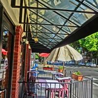 Solar Canopy Restaurant