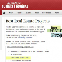 WAL wins recognition best real estate projects