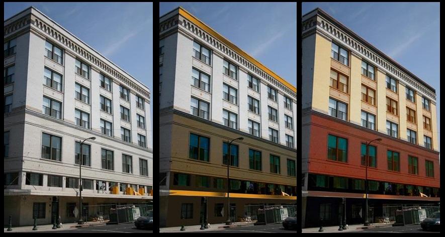 downtown-stockton-Color-Studies