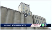 At Applied Architecture's Globe Mill Seniors get a helping hand